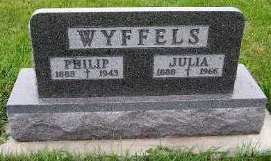 WYFFELS, JULIA - Sioux County, Iowa | JULIA WYFFELS