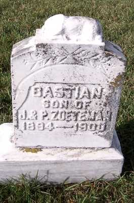 ZOETMAN, BAASTIAN (SON OF J.& P.) - Sioux County, Iowa | BAASTIAN (SON OF J.& P.) ZOETMAN