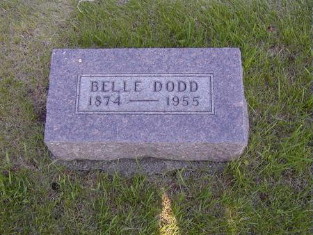 DODD, BELLE - Story County, Iowa | BELLE DODD