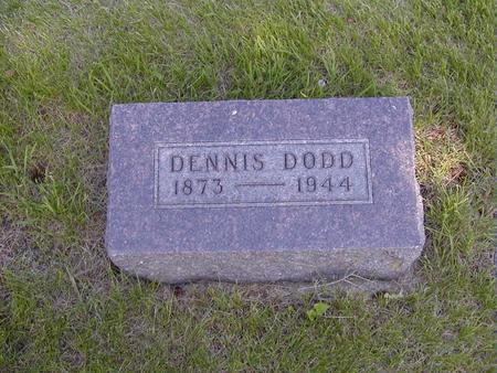 DODD, DENNIS - Story County, Iowa | DENNIS DODD