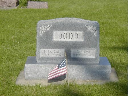 DODD, GROVER - Story County, Iowa | GROVER DODD