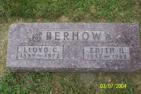ESPE BERHOW, EDITH - Story County, Iowa | EDITH ESPE BERHOW