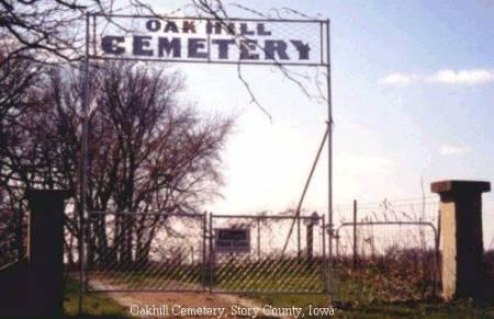 OAKHILL, CEMETERY - Story County, Iowa | CEMETERY OAKHILL