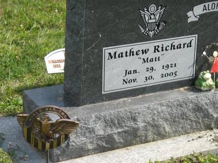 CHANDLER, MATHEW RICHARD - Story County, Iowa | MATHEW RICHARD CHANDLER