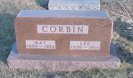CORBIN, MAY - Story County, Iowa | MAY CORBIN