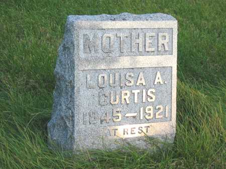 CURTIS, LOUIS A - Story County, Iowa | LOUIS A CURTIS