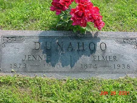 DUNAHOO, JENNIE (CORVIN) - Story County, Iowa | JENNIE (CORVIN) DUNAHOO