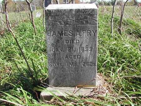 FRY, JAMES A - Story County, Iowa | JAMES A FRY