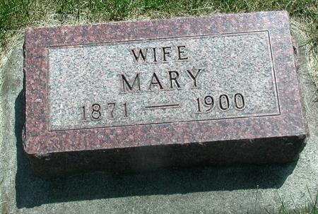 MCWHERTER HALE, MARY JANE - Story County, Iowa | MARY JANE MCWHERTER HALE