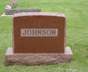 JOHNSON, BERTHA N. - Story County, Iowa | BERTHA N. JOHNSON