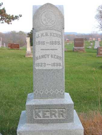 KERR, J.H.B - Story County, Iowa | J.H.B KERR