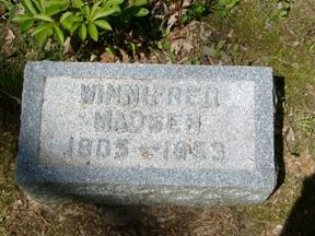 JOHNSON MADSEN, WINNIFRED HAZEL - Story County, Iowa | WINNIFRED HAZEL JOHNSON MADSEN