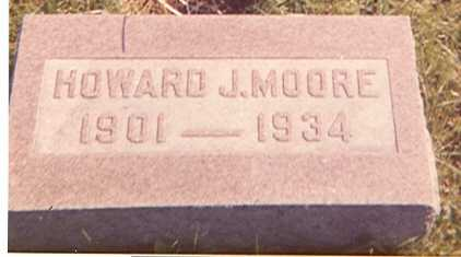 MOORE, HOWARD JASPER - Story County, Iowa | HOWARD JASPER MOORE