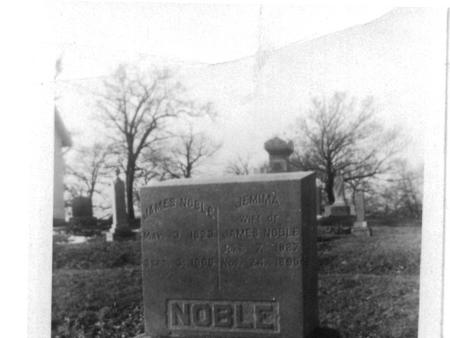 NOBLE, JEMIMA - Story County, Iowa | JEMIMA NOBLE