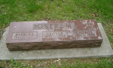OSTREM, ETHYLE - Story County, Iowa | ETHYLE OSTREM
