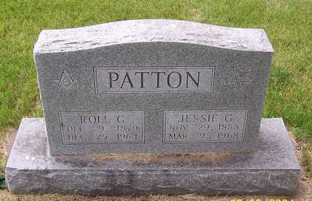 PATTON, ROLLIE - Story County, Iowa | ROLLIE PATTON