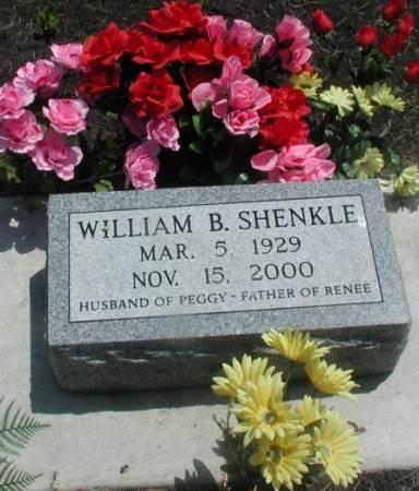 SHENKLE, WILLIAM B. - Story County, Iowa | WILLIAM B. SHENKLE
