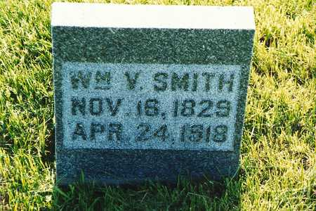 SMITH, WILLIAM      V. - Story County, Iowa | WILLIAM      V. SMITH