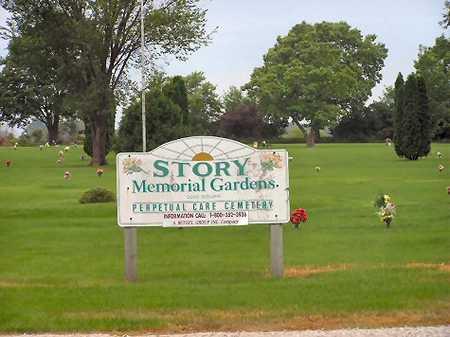 STORY MEMORIAL GARDENS, CEMETERY - Story County, Iowa   CEMETERY STORY MEMORIAL GARDENS
