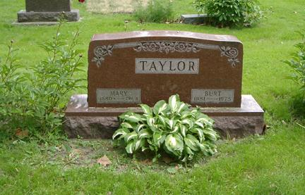 TAYLOR, MARY JANE - Story County, Iowa | MARY JANE TAYLOR