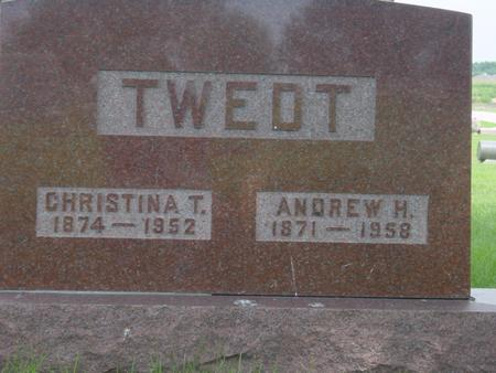 TWEDT, CHRISTINA T. - Story County, Iowa | CHRISTINA T. TWEDT