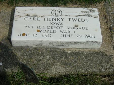 TWEDT, CARL HENRY - Story County, Iowa | CARL HENRY TWEDT