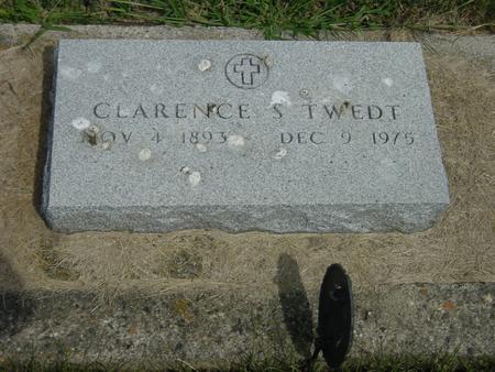 TWEDT, CLARENCE S. - Story County, Iowa | CLARENCE S. TWEDT