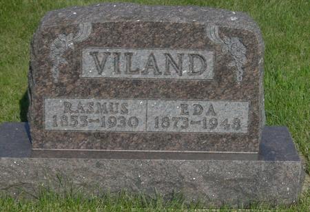 FROVIK VILAND, EDA - Story County, Iowa | EDA FROVIK VILAND