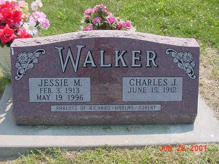 DUNAHOO WALKER, JESSIE MARIE - Story County, Iowa | JESSIE MARIE DUNAHOO WALKER