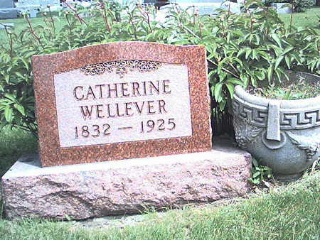KESTER WELLEVER, CATHERINE - Story County, Iowa | CATHERINE KESTER WELLEVER