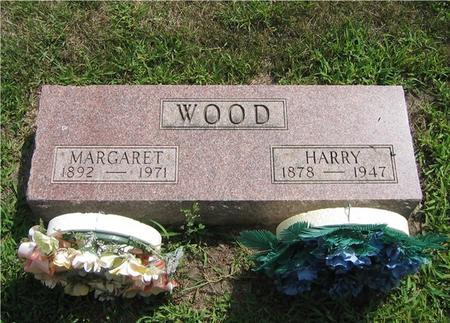 ECKARD WOOD, MARGARET ESTHER - Story County, Iowa | MARGARET ESTHER ECKARD WOOD