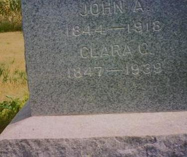 ERICKSON, CLARA C. - Tama County, Iowa | CLARA C. ERICKSON