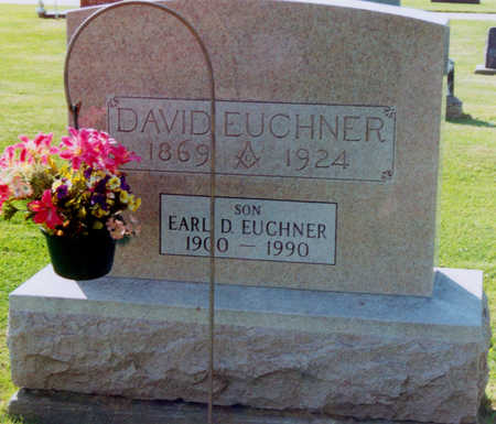 EUCHNER, DAVID - Tama County, Iowa | DAVID EUCHNER
