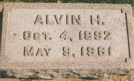 HOPPE, ALVIN H. - Tama County, Iowa | ALVIN H. HOPPE