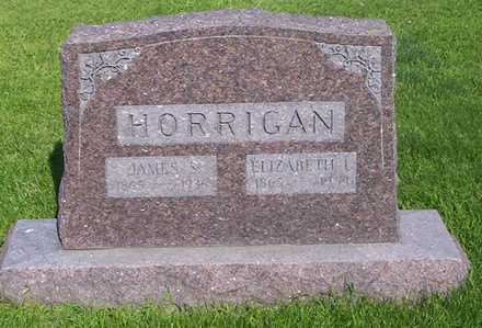 HORRIGAN, ELIZABETH - Tama County, Iowa | ELIZABETH HORRIGAN