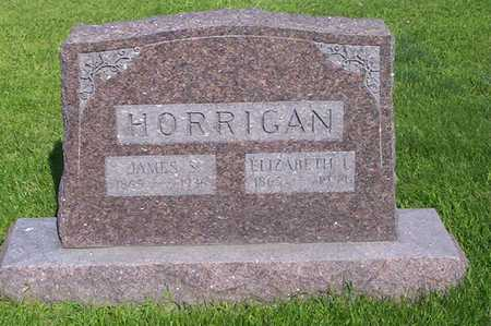 CRAM ELIZABETH, HORRIGAN - Tama County, Iowa | HORRIGAN CRAM ELIZABETH
