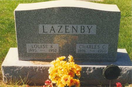 HOPPE LAZENBY, LOUISE K. - Tama County, Iowa | LOUISE K. HOPPE LAZENBY