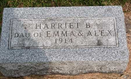 REHDER, HARRIET B. - Tama County, Iowa | HARRIET B. REHDER