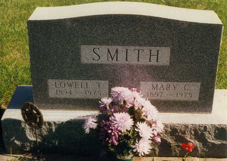 SMITH, MARY C. - Tama County, Iowa | MARY C. SMITH