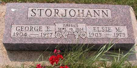 STORJOHANN, GEORGE E. - Tama County, Iowa | GEORGE E. STORJOHANN