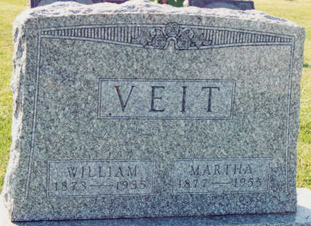 VEIT, WILLIAM - Tama County, Iowa | WILLIAM VEIT