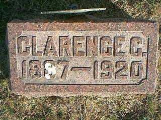 CARPENTER, CLARENCE C. - Taylor County, Iowa | CLARENCE C. CARPENTER