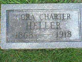 CHARTER, CORA - Taylor County, Iowa | CORA CHARTER