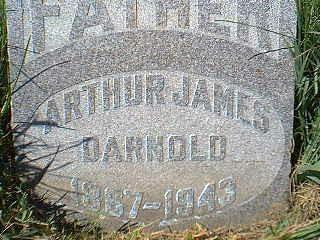 DARNOLD, ARTHUR - Taylor County, Iowa | ARTHUR DARNOLD