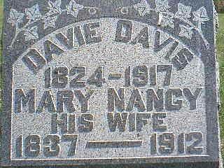 DAVIS, NANCY - Taylor County, Iowa | NANCY DAVIS
