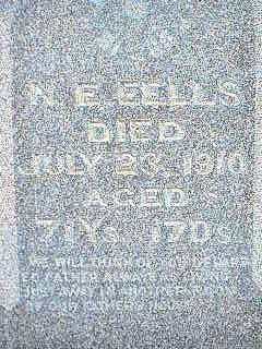 EELLS, N.E. - Taylor County, Iowa | N.E. EELLS