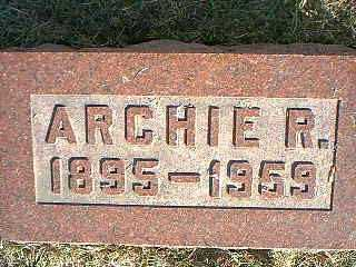 ELSE, ARCHIE R. - Taylor County, Iowa | ARCHIE R. ELSE