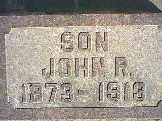 FIRKINS, JOHN R. - Taylor County, Iowa | JOHN R. FIRKINS