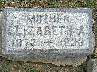 FLEMING, ELIZABETH A. - Taylor County, Iowa | ELIZABETH A. FLEMING