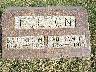 FULTON, BARBARA - Taylor County, Iowa | BARBARA FULTON